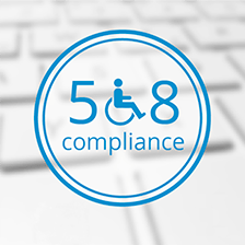 Web Accessibility and Section 508 Training