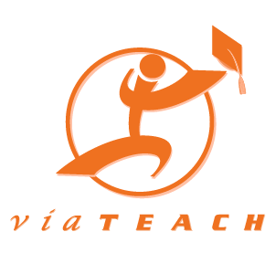 Via Teach Logo